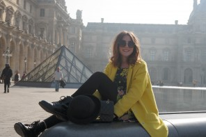 PARIS DIARY : FIRST DAY